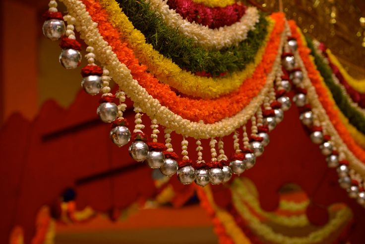 49 Best Pooja Decoration Images On Pinterest