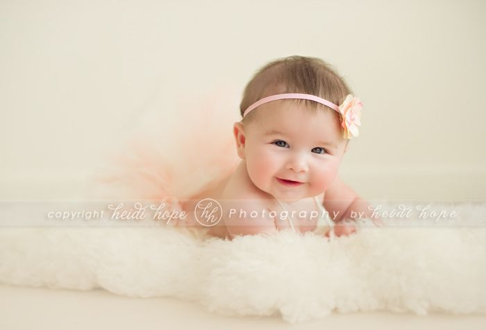 Sweet baby A, 4 months old. Rhode Island baby photographer. » Heidi Hope Photography