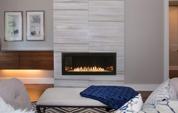 Empire Vflb36 Boulevard 36 Vent Free Linear Fireplace With Remote