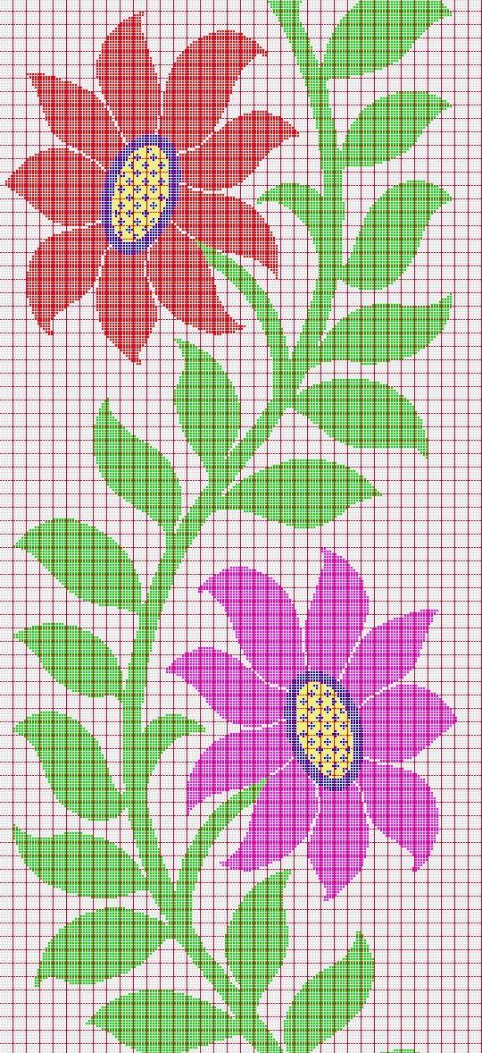 Pixel art/ Textile Design