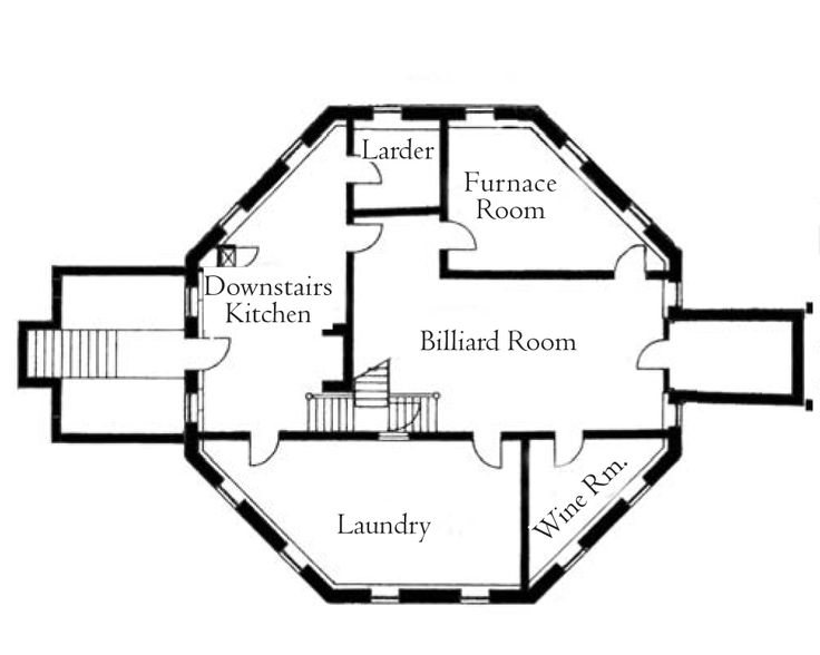 25 best ideas about octagon house on pinterest round for Octagonal house plans