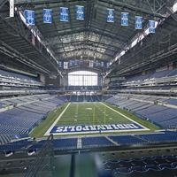 Google Gives Us A Street View Tour Of Lucas Oil Stadium #Sports