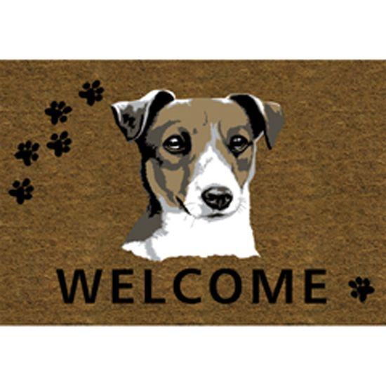 Jack Russell Coir Doormat
