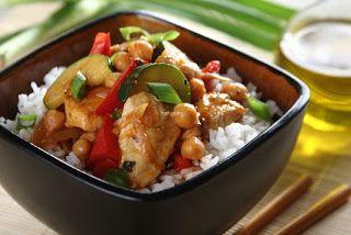 Ajurweda-w-życiu-i-biznesie: Kuchnia - kurczak po indyjsku