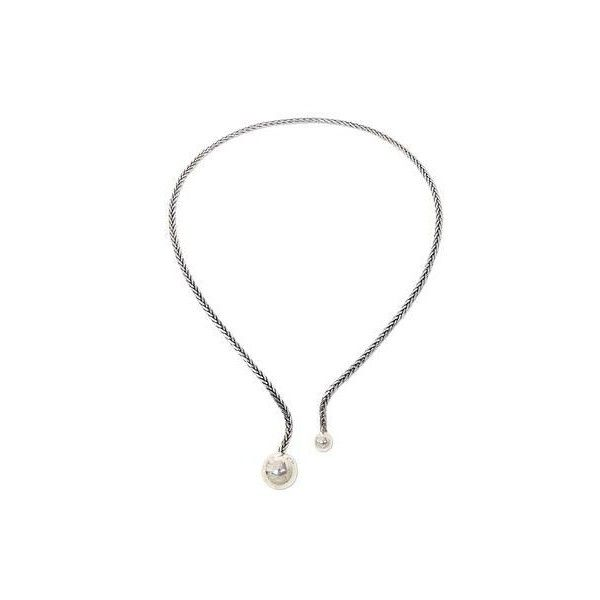 NOVICA Modern Minimalist Balinese Choker in 925 Sterling Silver ($70) ❤ liked on Polyvore featuring jewelry, necklaces, choker, sterling silver, sterling silver jewellery, sterling silver choker necklace, chain choker necklace, sterling silver choker and novica jewelry