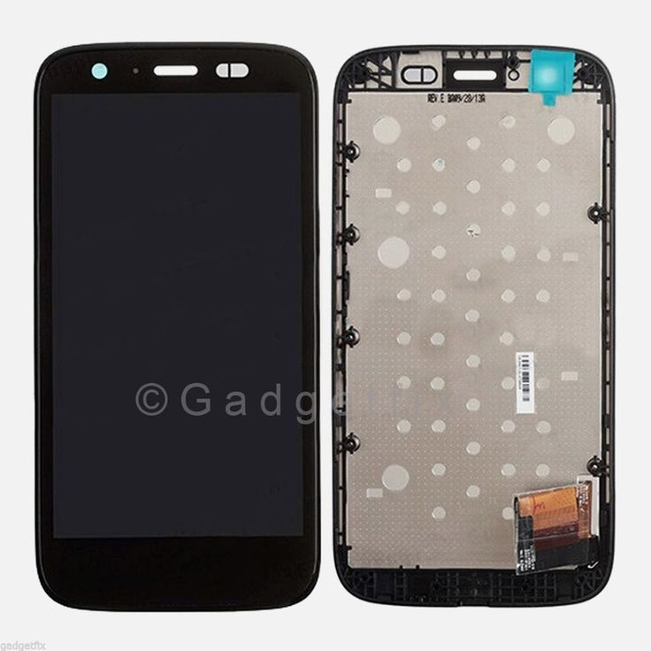 29.70$  Watch more here  - For Motorola MOTO G XT1032 / XT1033 LCD Display touch Screen Digitizer with Bezel Frame Assembly