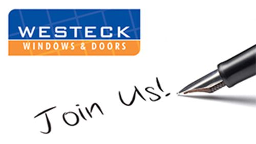 We're Currently Hiring! Westeck Windows and Doors (Victoria) requires a Window & Door Sales Consultant to join our team, based out of our Victoria, British Columbia Showroom. To learn more about this position and how to apply, please click on the image. Thank you!