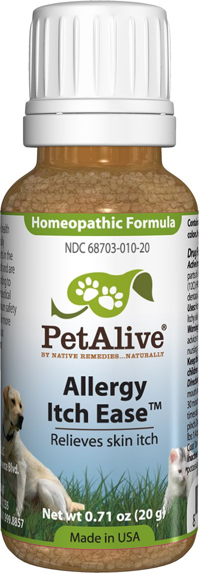 Allergy Itch Ease� - Relief for Itchy Skin Allergies on Cats