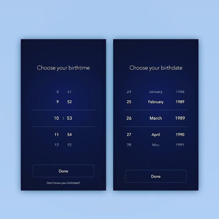 Time & Date pickers!  #ui #ux #design #ios #mobile #interfaces #sketch #dribbble #apple #iphone #minimal #digital #interface #mobile #application #webdesign #app #concept #userinterface #userexperience #inspiration #creative #digitalart #appdesign #designer #artoftheday  #astrology #pixel #flatdesign #productdesign by instagram.com/georgemaine