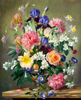 Albert Williams painting (80 pieces)