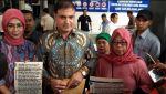 Kali ini ibu-ibu majlis Talim yang laporkan Inul ke Polda Metro Jaya  JAKARTA (Arrahmah.com)  Komentar pedangdut Inul Daratista (38) diakun media sosialnya yang diduga menghina ulama mendapat perhatian publik dan kemudian melaporkannya ke Polisi.  Kali ini Senin (3/4/2017) puluhan ibu-ibu dari kelompok majelis taklim dengan diampingi Ketua Pengusaha Indonesia Muda Sam Aliano mendatangi Polda Metro Jaya.  Sam Aliano mengatakan ucapan inul diakun instagramnya seperti Aku cuma bayangin yang…
