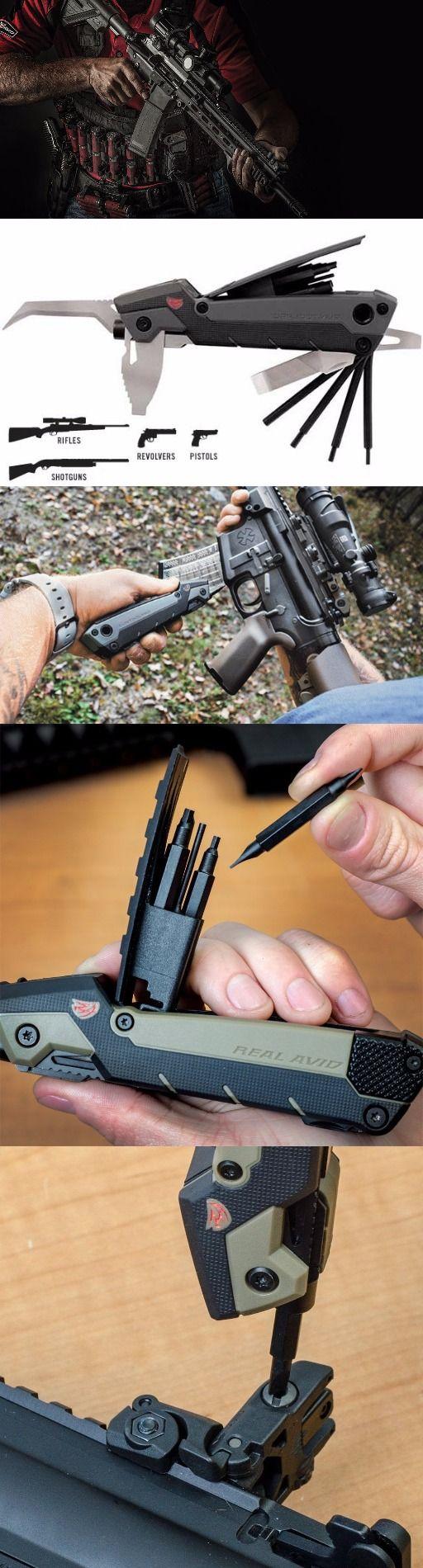 Real Avid Pro EDC Gun Tool - Everyday Carry Gear