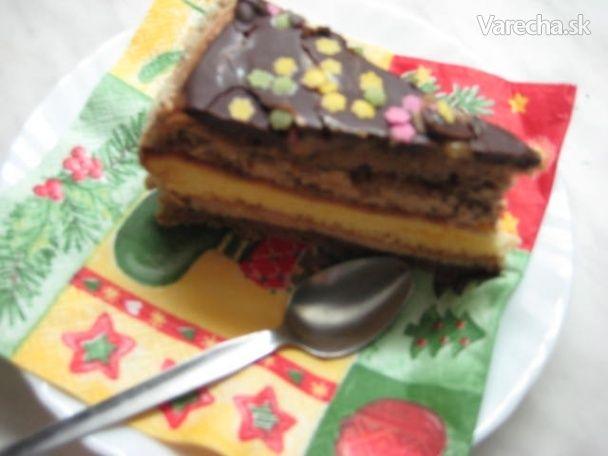 Torta od prababky s kávou (fotorecept)