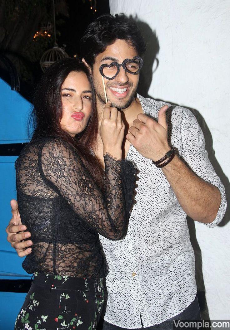 Katrina-Sidharth attend Baar Baar Dekho wrap up party with team