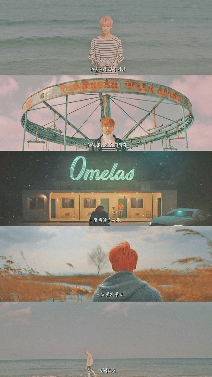 Twitter // it's so beautiful. I love that concept. I love spring day. More than it's considered healthy tbh.
