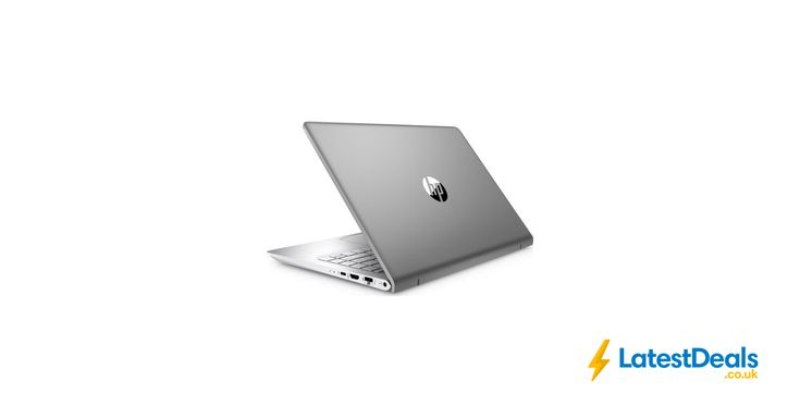 "HP Pavilion Pro Intel® Core™ I7-8550U Processor 14"" Laptop - Silver, £699 at Currys PC World"