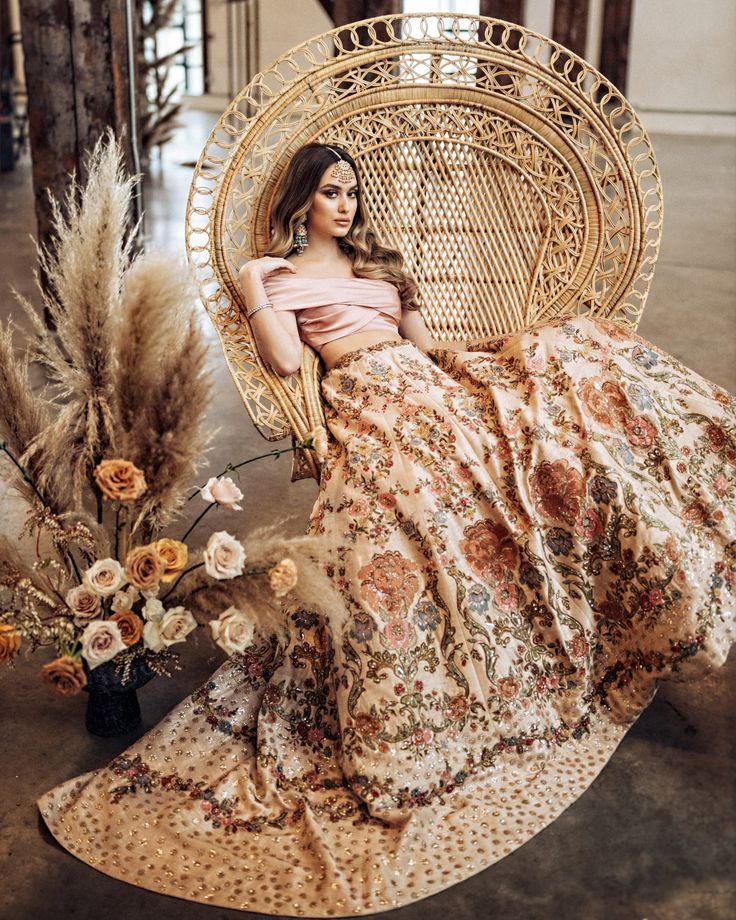 Bohemian Chic Indian Wedding Amrit Photography in 2020