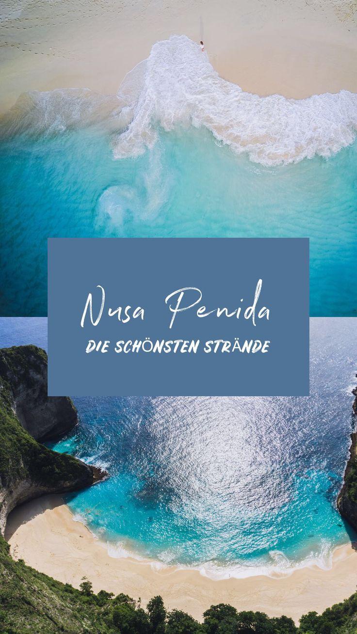 Die schönsten Strände und Klippen auf Nusa Penida
