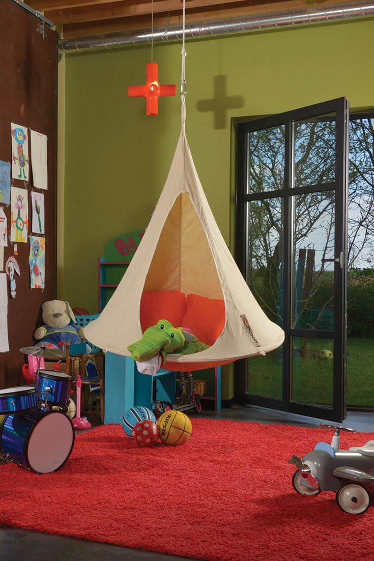 kids hanging chair for bedroom%0A Cacoon Hammocks  The Most Unique  u     Comfortable Hanging Chairs