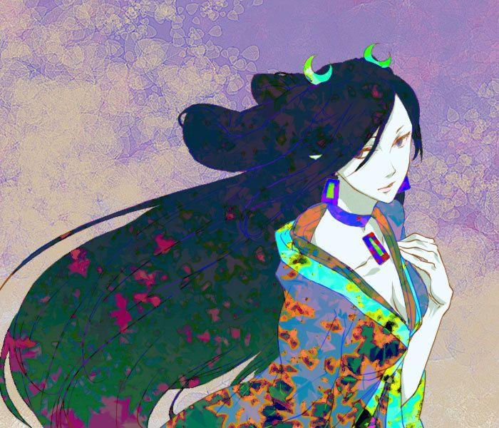 34 Best Gankutsuou Images On Pinterest