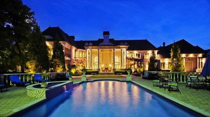 Villa da sogno in Canada / case di lusso / lussocase.it
