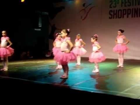 """Ballet Grupo de Dança """"Sonho de Criança"""""""