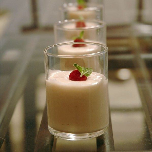 "Raspberry White Chocolate Mousse | ""Easy and Tasty! A nice ""go to ..."