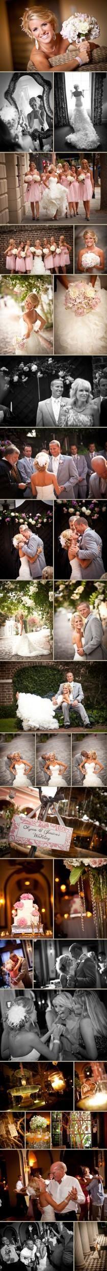 Pink #wedding #ideas