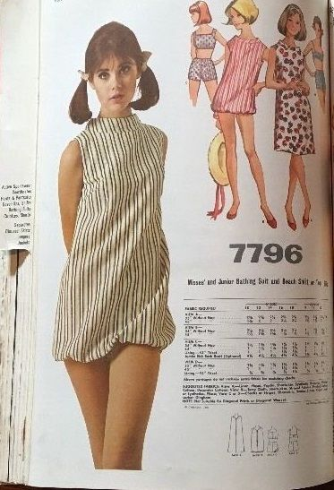 1966 McCalls Catalog Colleen Corby