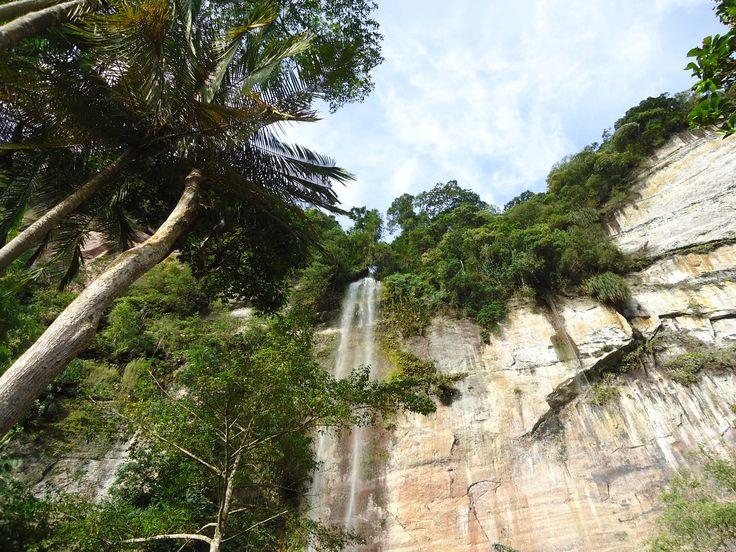 Waterfall of Lembah Harau, West Sumatera