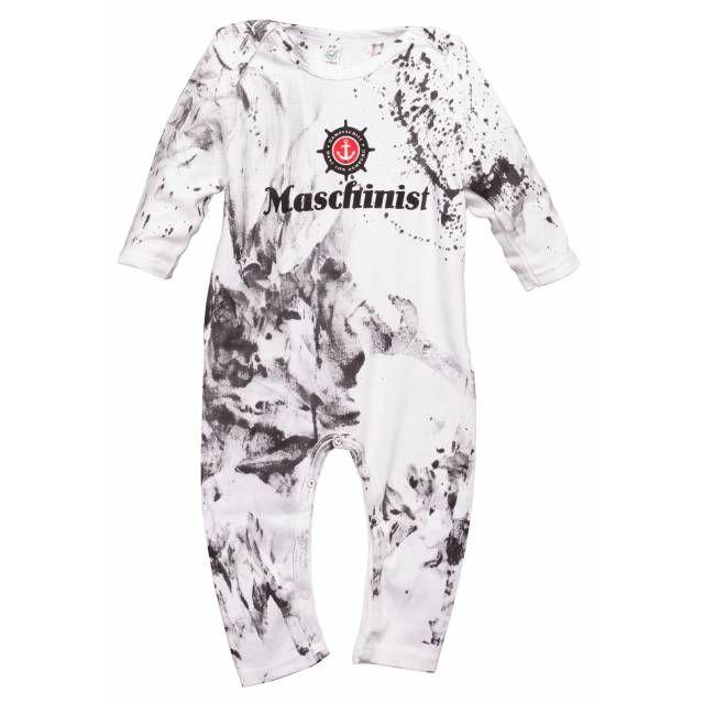 Maschinist Baby Strampler - Hanseheld