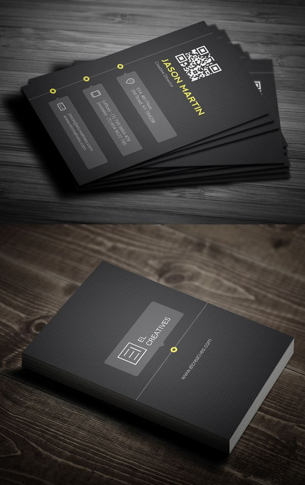 365 best design business cards images on pinterest carte de print ready modern business card psd templates with bleed and trim mark new business card design with fully editable photoshop psd files all business colourmoves Choice Image