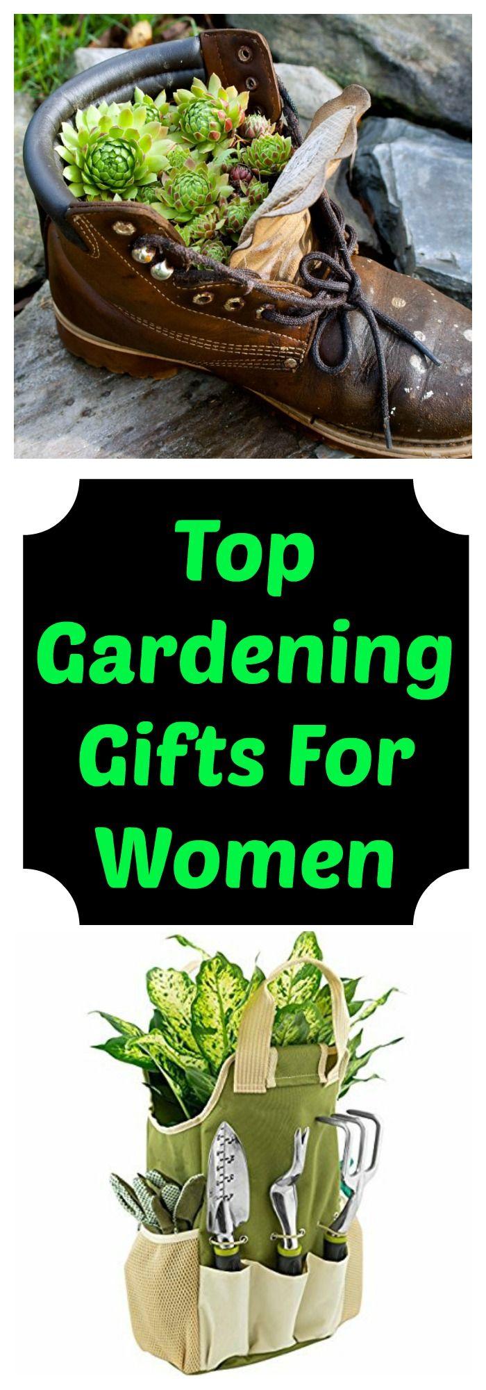 Gardening gift ideas for women