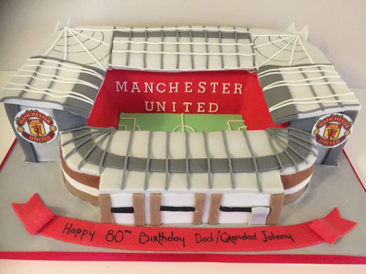 Stadium Birthday Cakes