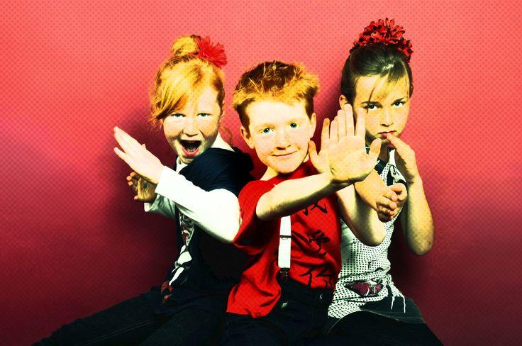 Allen´s kids ninja moment