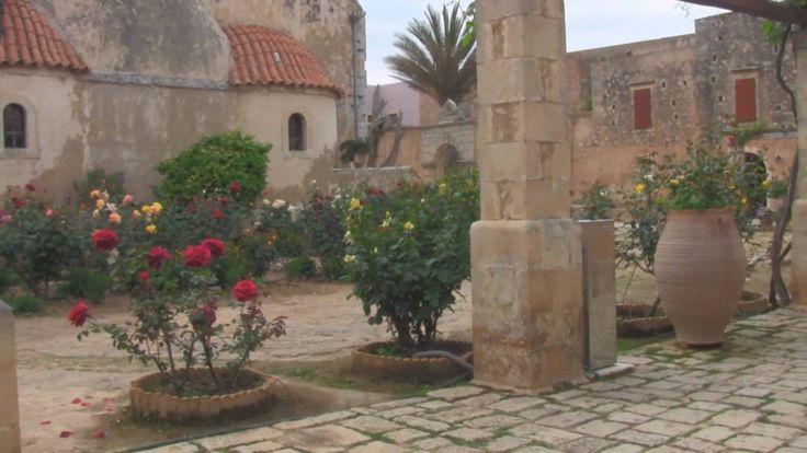 Μονή Αρκαδίου (εικόνες από το μοναστήρι)