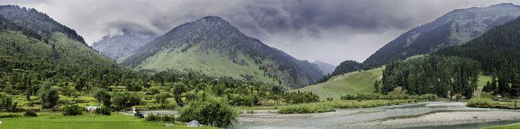 Betaab Valley, Anantnag, Jammu and Kashmir, India