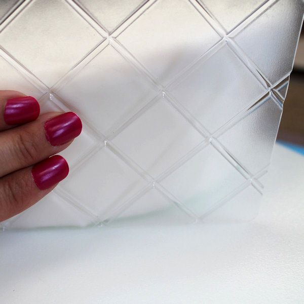 Earlene S 1 1 4 Inch Diamond Impression Mat Small Impression Mats We Love This Design Embosses Fondant Cake Accessories Baking Supply Store Cake Decorating