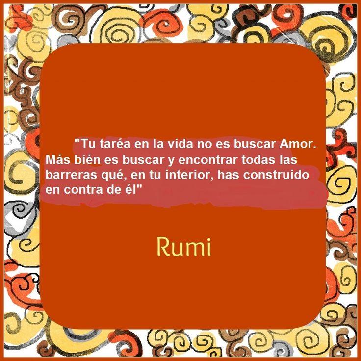 Rumi, el poeta de los místicos. - Taringa!