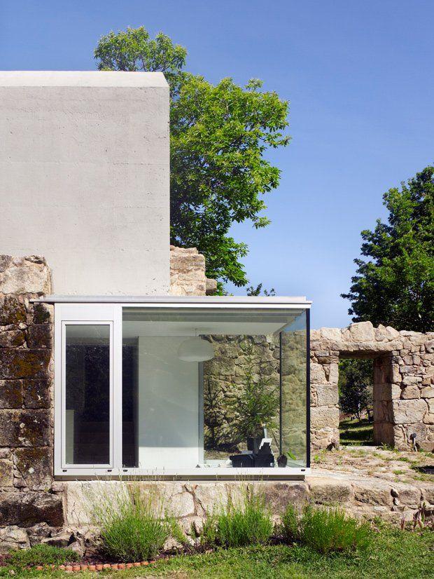 Irisarri Piñera Haben Für Ihr Haus In Tebra, Spanien, Pragmatismus Und  Noblesse Verbunden