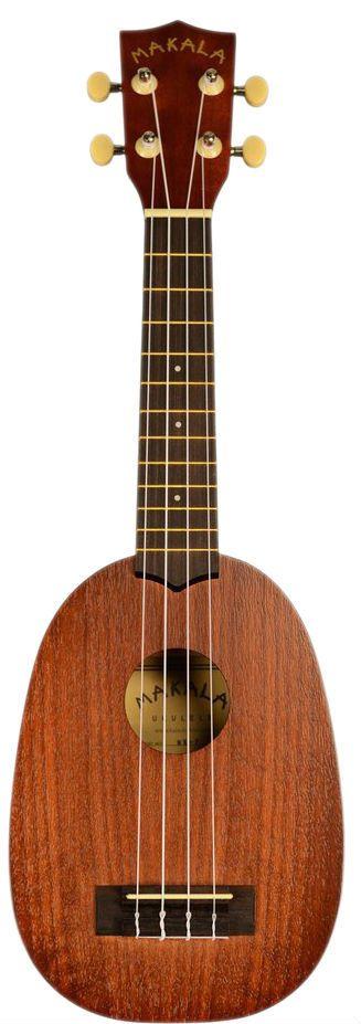 Another really nice ukue but a bit more expensive. All the kala ones are nice. Kala MK-P Makala Pineapple Soprano Ukulele
