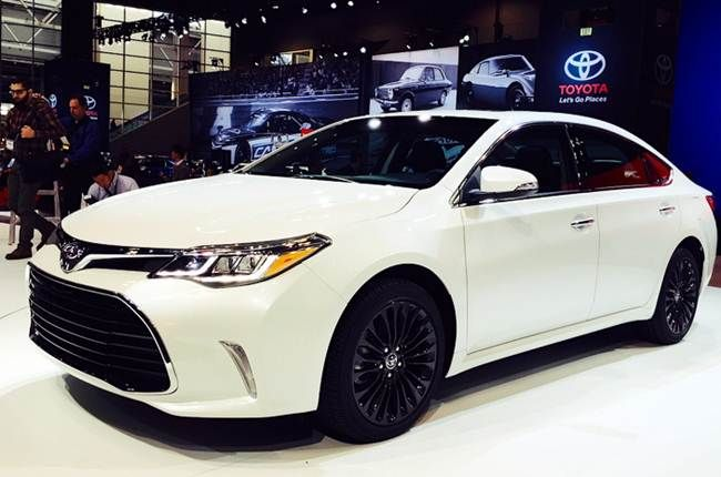 2016 Toyota Camry Special Edition Redesign Interiors Canada
