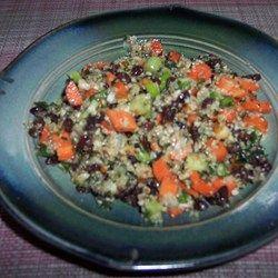 Quinoa Tabbouleh Salad (Gluten-Free) Recipe