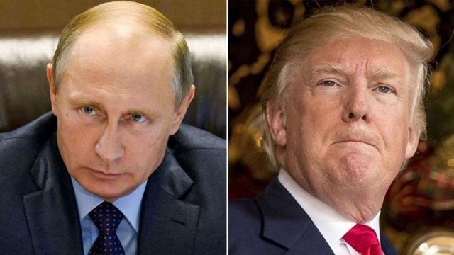 Putin & Trump Need to Get It Together and Unite...  only solution to squashing the NWO .. (anymore questions why the Left Howwls 'RUSSIA' 24/7)