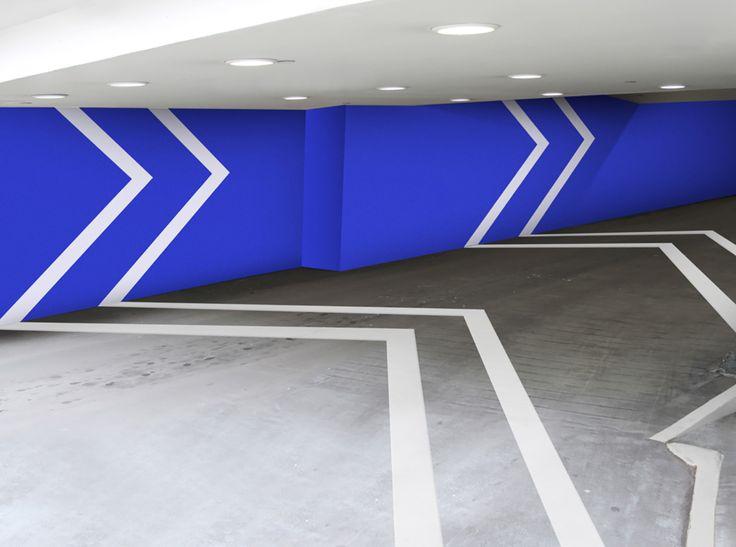 RSM Design Environmental Experiential Architectural Graphic Project Portfolio Miami District MDD Parking Garage Jpg