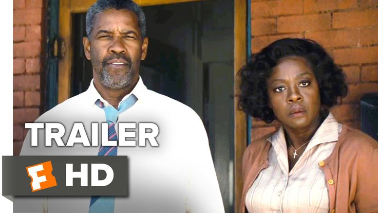Denzel is one brutally honest father in the new Fences Trailer