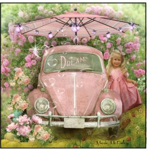 Dreaming in Pink!