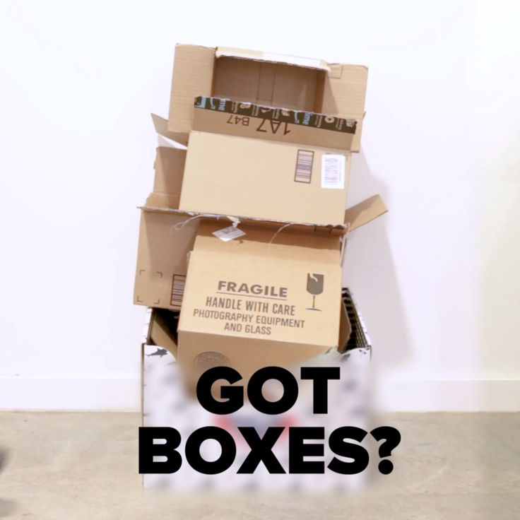 4 Ways to Reuse Cardboard At Home