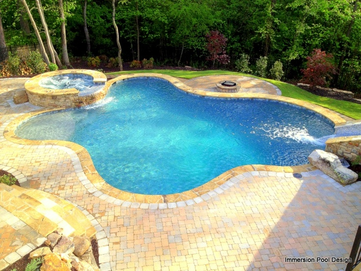 Best Interior Finishes Images On Pinterest Pool Ideas - Black pearl pebble tec pool bottom