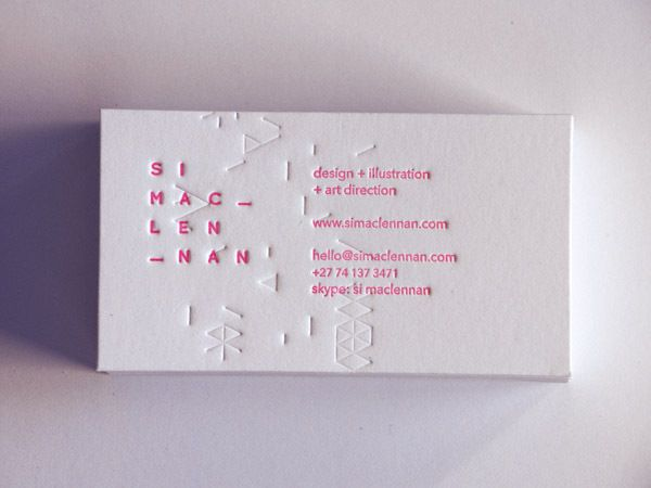 Business Cards 2012 on Branding Served